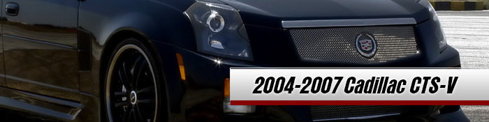 2004 - 2007 CTS-V