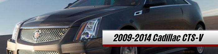 2009 - 2014 CTS-V