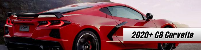 2020+ C8 Corvette