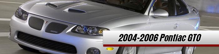 2004 - 2006 GTO