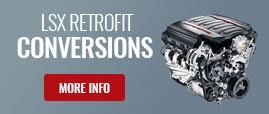 LSX Retrofit Conversions