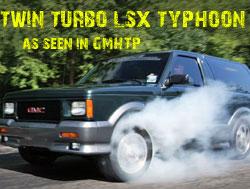Twin Turbo Typhoon