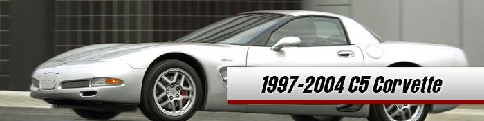 1997 - 2004 C5 Corvette