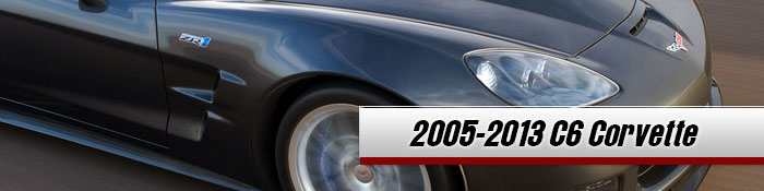2005 - 2013 C6 Corvette