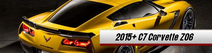 2015+ C7 Corvette Z06