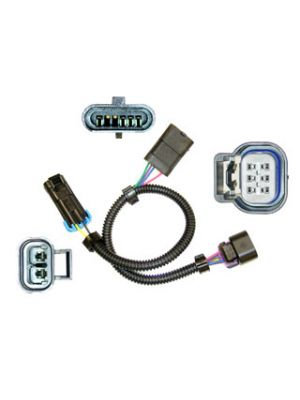 LS1 to 90mm LS2 Throttle Body Adapter Harness