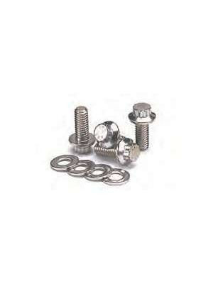 ARP Polished Rear Cover Bolts
