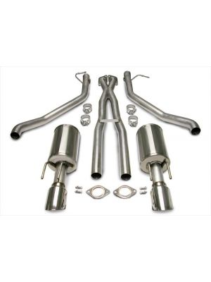 Corsa 2005/06 GTO Sport Stainless Cat-Back System
