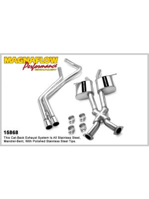 Magnaflow 2004 GTO Catback Exhaust