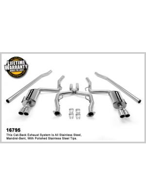 Magnaflow G8 & GXP Stainless Cat-Back System