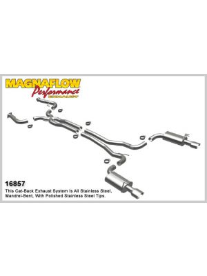 Magnaflow G8 & GXP Stainless