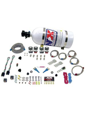 NItrous Express GM EFI Dual Stage (50-150HP X 2) Race Systems