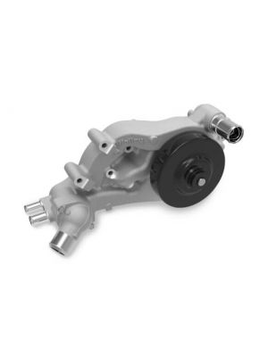 HOLLEY LS WATER PUMP-FORWARD FACING INLET- ALL LONG BELT