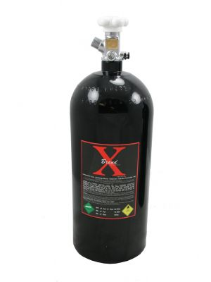 Brand X 10# Nitrous Bottle
