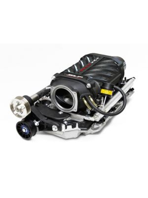 SLP Supercharger Package, GXP Black Finish TVS 2300