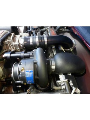 1997-2004 Corvette LS1 LS6 A&A Supercharger Systems *Blacked Out*