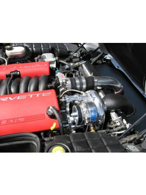 1997-2004 Corvette LS1 LS6 A&A Supercharger Systems