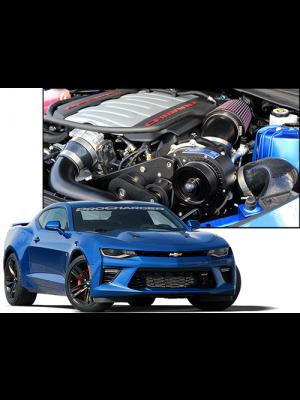2016 Camaro SS LT1 ProCharger Supercharger System