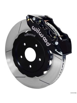 Wilwood W4A Big Brake Front Brake Kit (Race)
