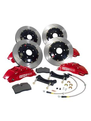 StopTech Big Brake Kit for 2010 Camaro SS (FRONT)