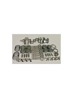 """Callies CompStar LS1 383 Rotating Assembly, 3.905"""" Bore Mahle pistons -6cc, 4.000"""" Stroke, 6.125"""" Rod Length - 24x reluctor"""