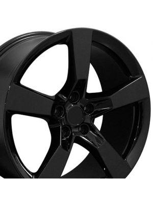 5th Gen Camaro SS Style Wheel, Black  20