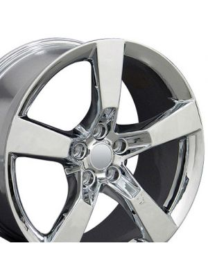 5th Gen Camaro SS Style Wheel, Chrome, 20