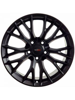 C7 Z06 Wheel, Matte Black 17x9.5
