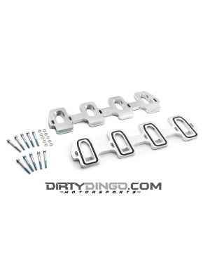 Dirty Dingo LS Cathedral Intake to LS3 Billet Adapter Plates