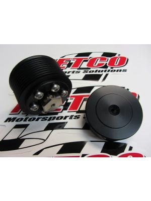 Metco Supercharger Pulley Ring Only 2015 & Newer Hellcat Challenger & Hellcat Charger