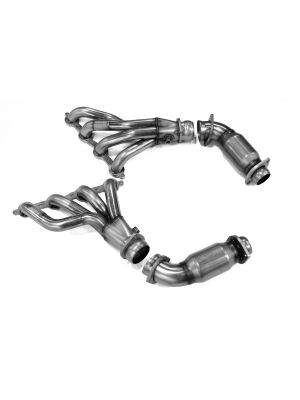 Optional CHEVY SS AXLE BACK EXHAUST