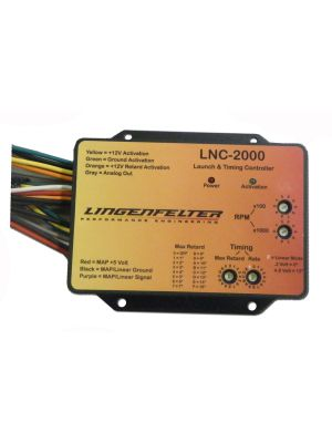 Lingenfelter Launch Controller and Timing Retard