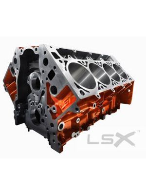 GMPP Bare LSX Iron Block