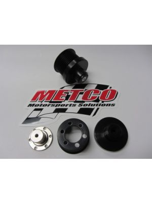 Metco LT4 Upper Pulley & Hub