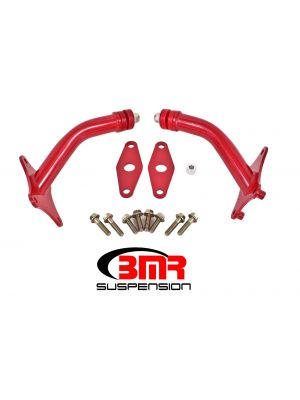 BMR 2016+ Camaro Motor mount kit with integrated stands, poly bushings
