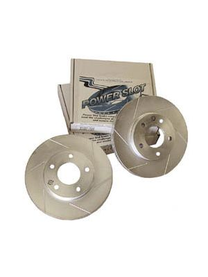 Power Slot Rotors