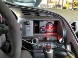 Mighty Mouse C7 Corvette 'Cubbie' Pod