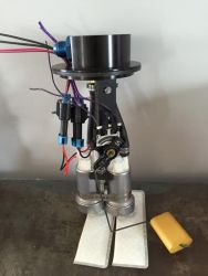 Chrs1313 Dual 450 Fuel Pump Setup Fbody 99-02 drop in-tank