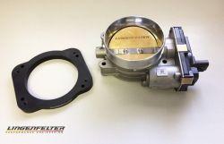 Lingenfelter Ported LT5 95 mm Throttle Body & Adapter Plate for GM Gen V Camaro ZL1 V8 Applications