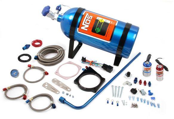 NOS Nitrous Plate Kits LS 4-bolt throttle bodies