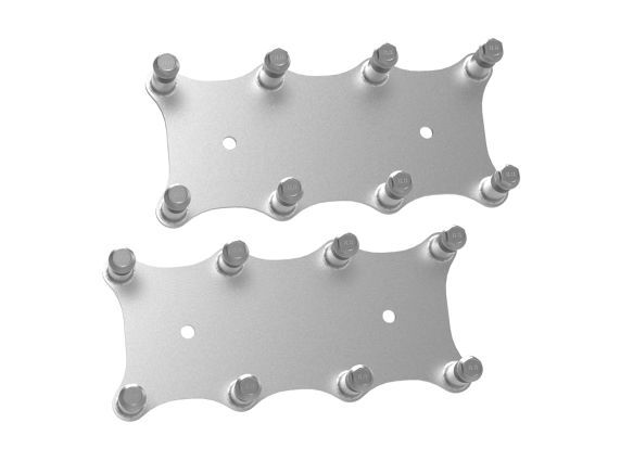Holley Gen III LS Remote Coil Relocation Bracket