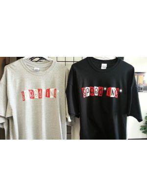 Speed Inc. Retro Logo T-shirt