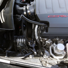 UPR Products 2014-15 CORVETTE Z51 BILLET CATCH CAN OIL SEPARATOR SYSTEM
