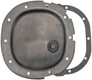 OE Replacement Differential Cover