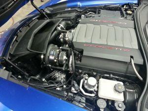 ECS NOVI 1500 Supercharger System for '14+ Corvette Stingrays