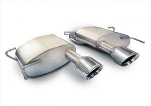 Corsa CTSV Touring Exhaust Systems