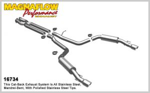 Magnaflow 05/06 GTO Competition Exhaust