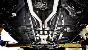 D3 CTSV Chassis Bracing