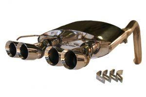 SLP PowerFlo® C6 Exhaust