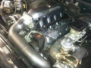 Speed Inc Custom Fabbed Turbo Systems